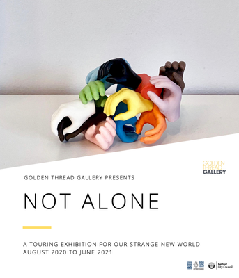 Cropped not alone cover image