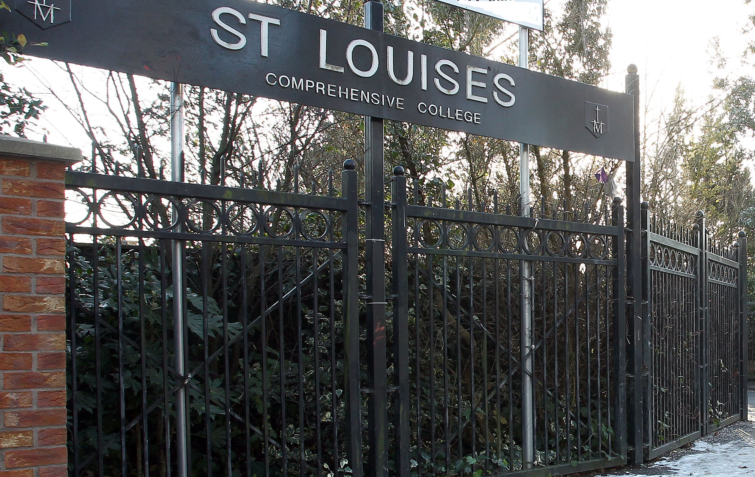 CLOSED: St Louise\'s College on the Falls Road