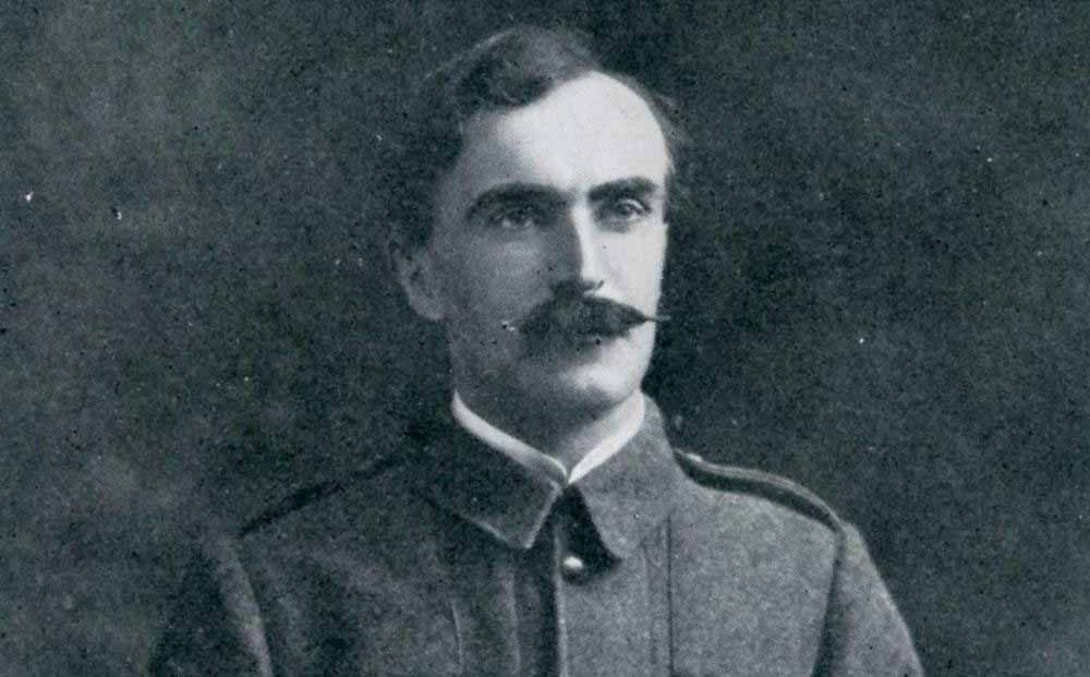 HERO: The O'Rahilly was only leader of the Rising to die in battle