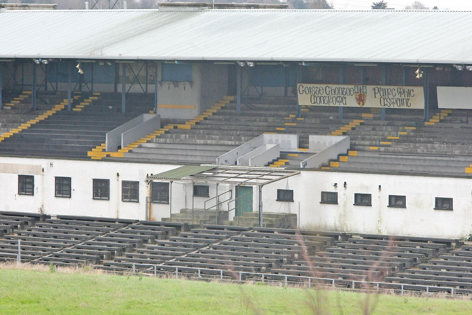 GREEN LIGHT: Planning permission has been granted for Casement Park