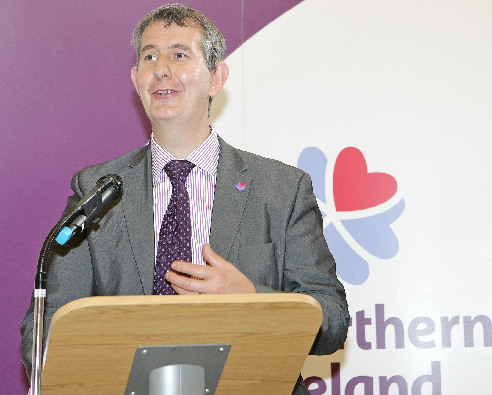 CAN IT EVER WORK? Edwin Poots in \'Catholic Covid\' row
