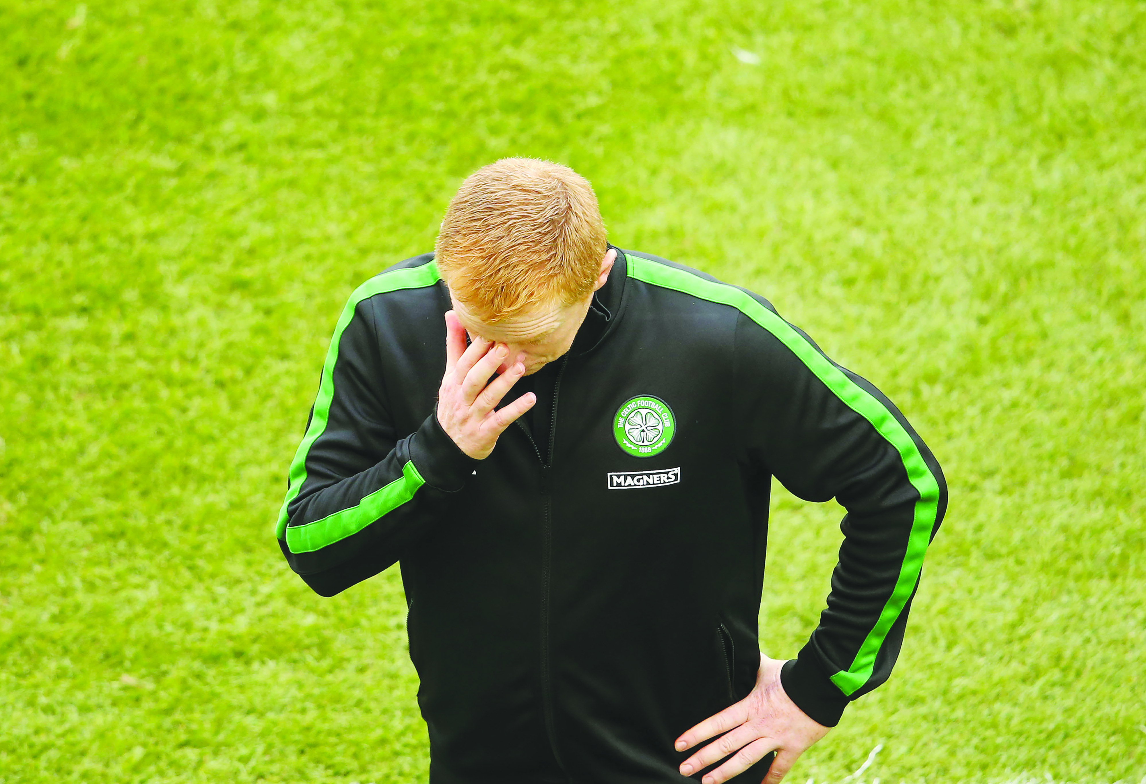 Celtic's performance on Saturday has raised further questions as to Neil Lennon's ability to lead the club to 10-in-a-row