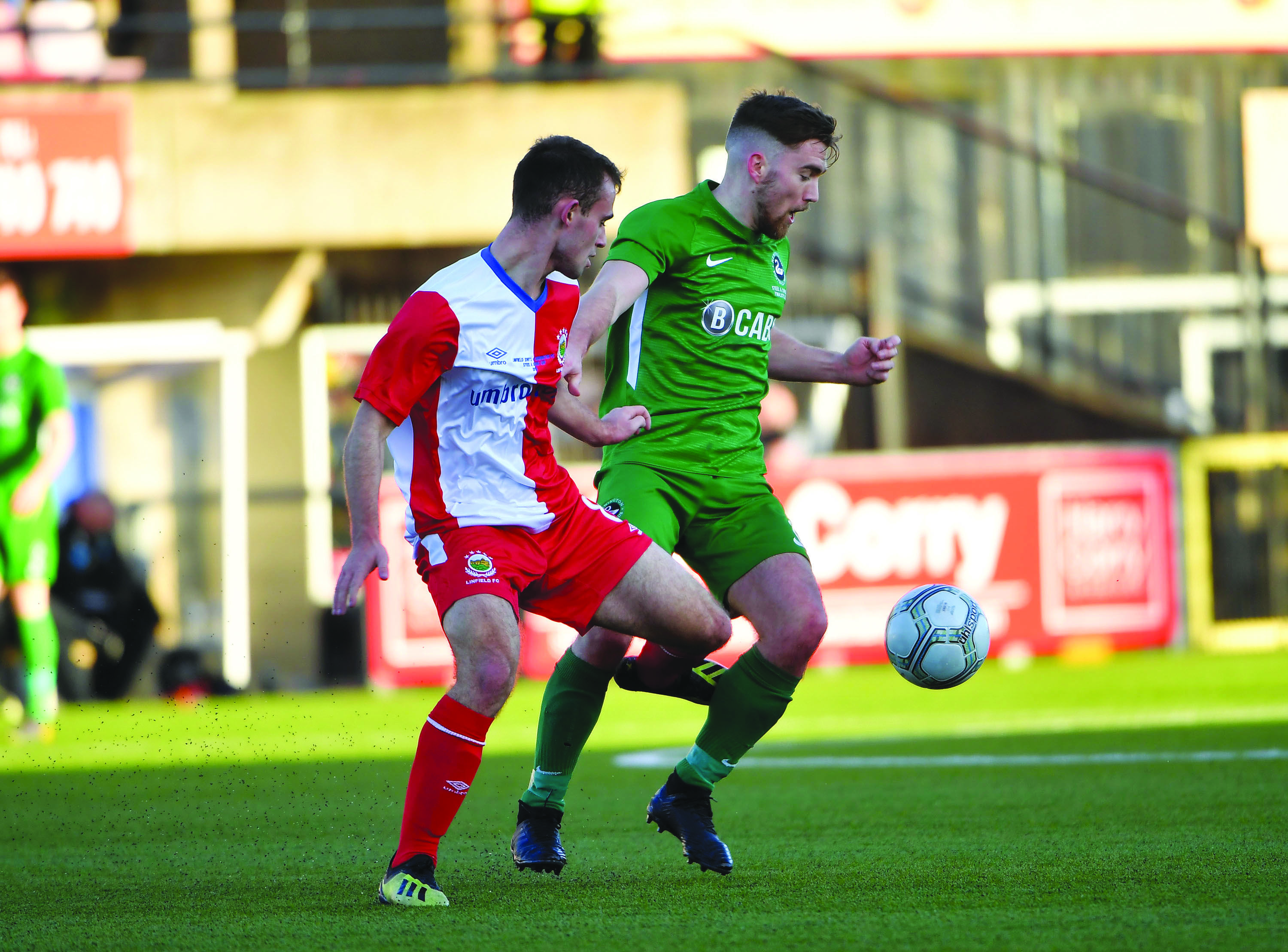 Newington reached last year's Steel and Sons Cup final, but manager Conor Crossan predicts it may not take place on its traditional slot of Christmas morning