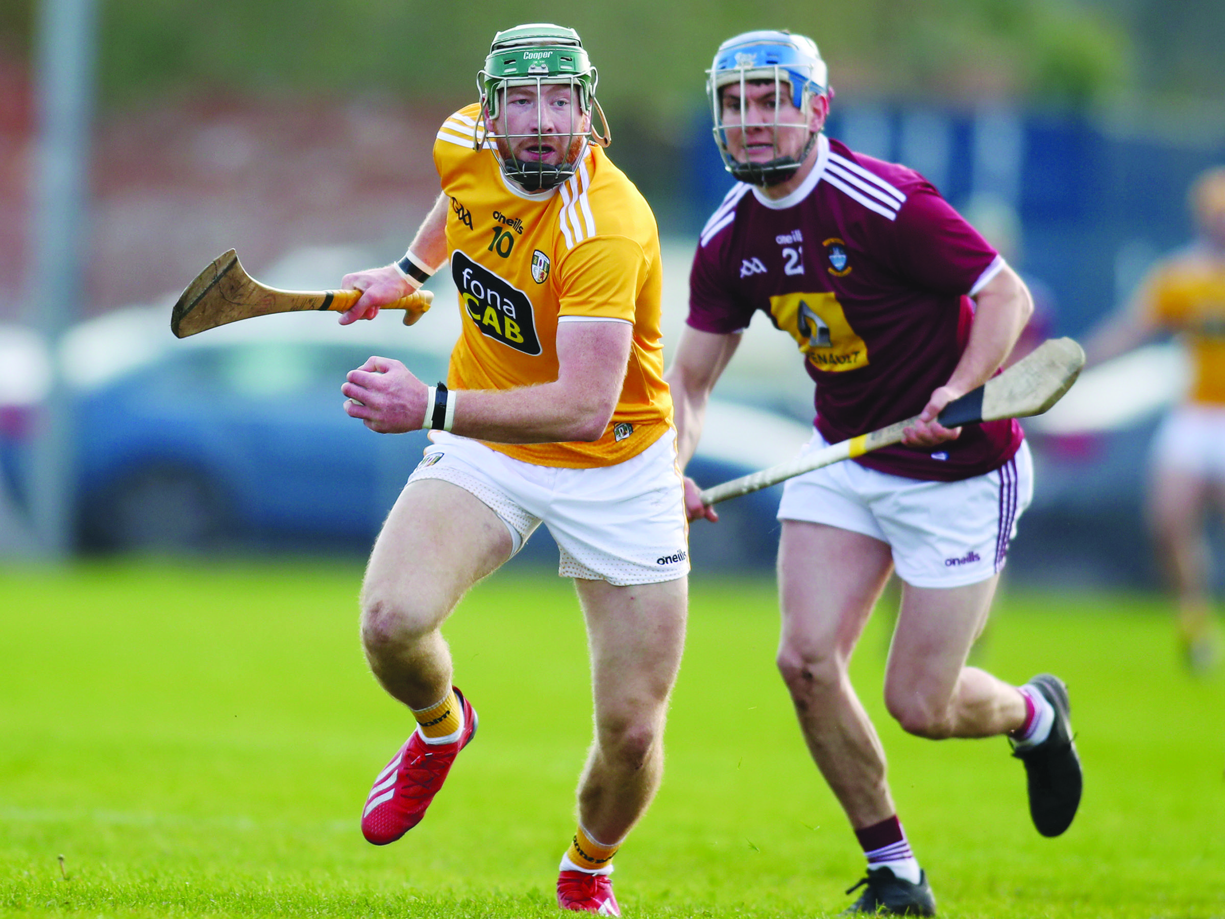 The 19-point win overt Westmeath saw Antrim's hurlers deliver a statement of intent, but they must back it up in the coming games if they want to reach Croke Park on All-Ireland final day