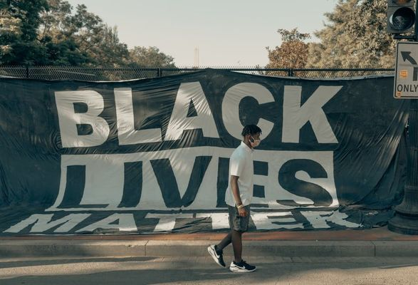 Cropped elly black lives matter