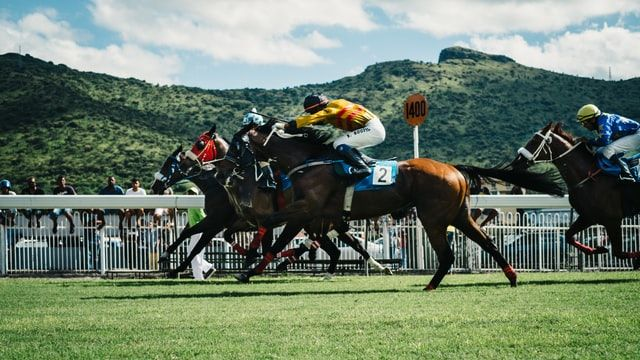 FAR-FUNG FINAL FURLONG? Any port in a Covid storm for gamblers: Horse-racing in Port Louis, Mauritius,