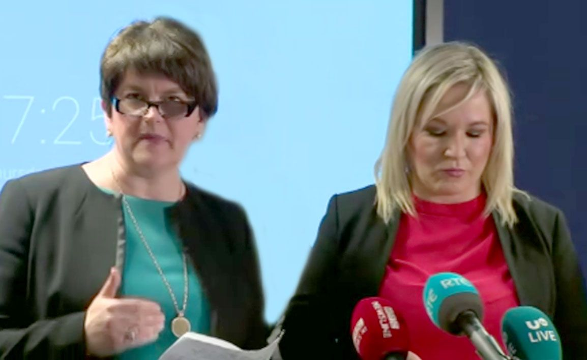 SMART MOVE: The letter to Brussels from Arlene Foster and Michelle O'Neill was worth writing