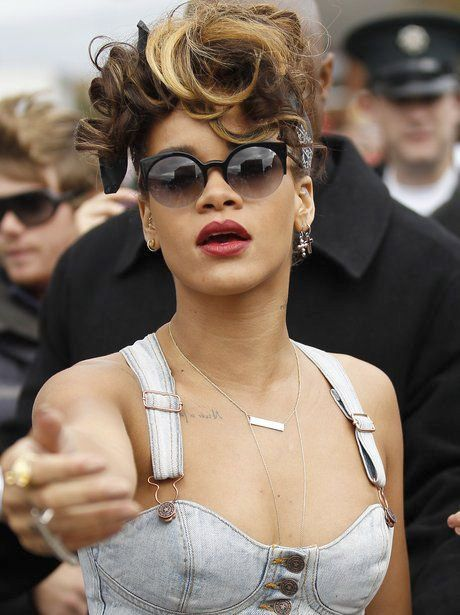 ICON: Rihanna filmed 'We Found Love in a Hopeless Place' here