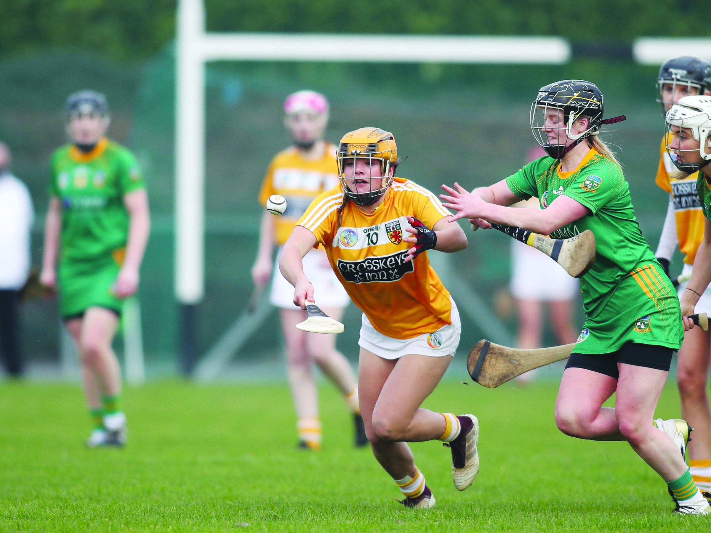 Antrim impressed in their win over Meath
