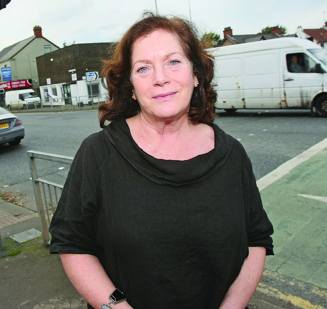 CALL: Cllr McAteer is concerned about nursing home residents with dementia