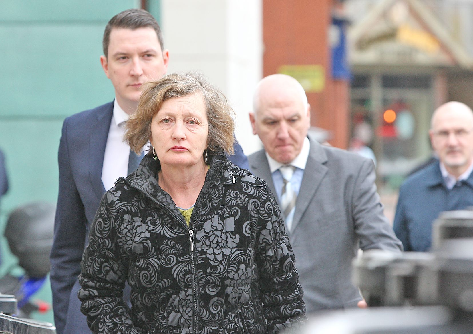 VINDICATED:John and Geraldine Finucane have been campaigning with the wider Finucane family for the truth surrounding Pat's 1989 murder