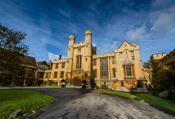 MEETING: The Lambeth Palace get-together excluded any cognisance of the rights of victims
