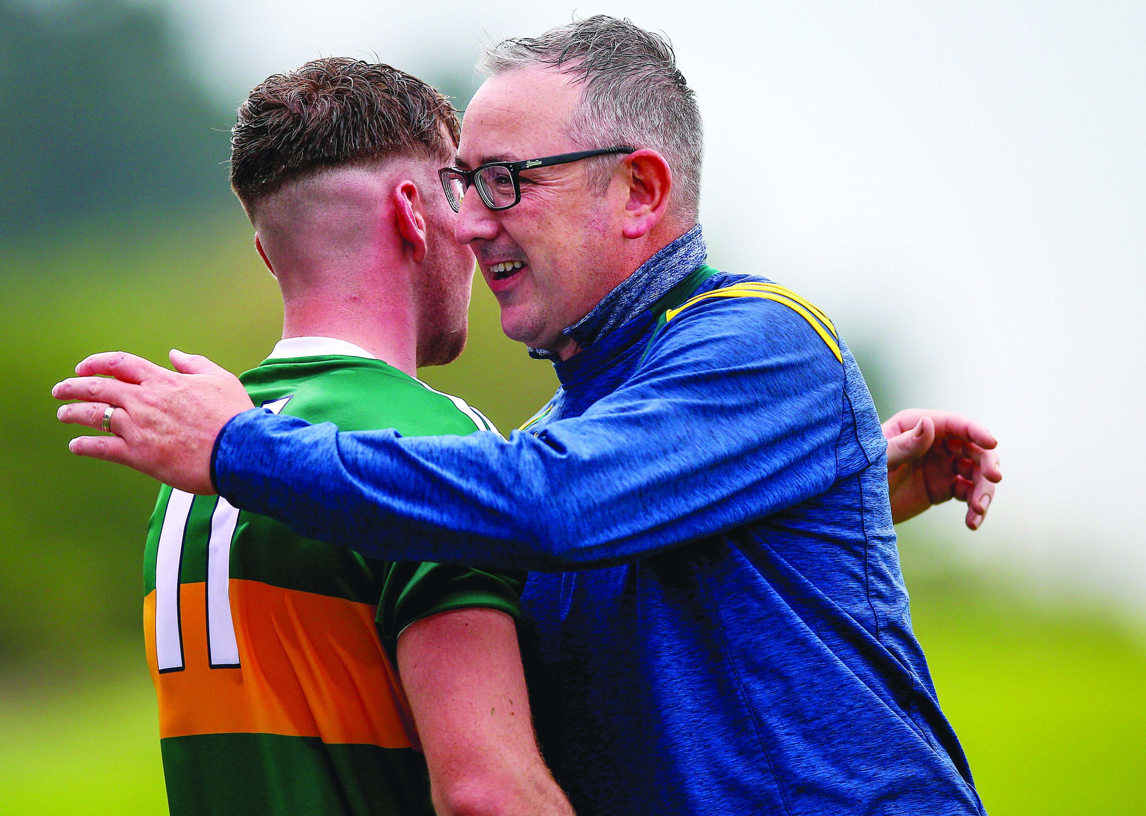 Kerry manager Fintan O'Connor hopes he will be celebrating on Sunday