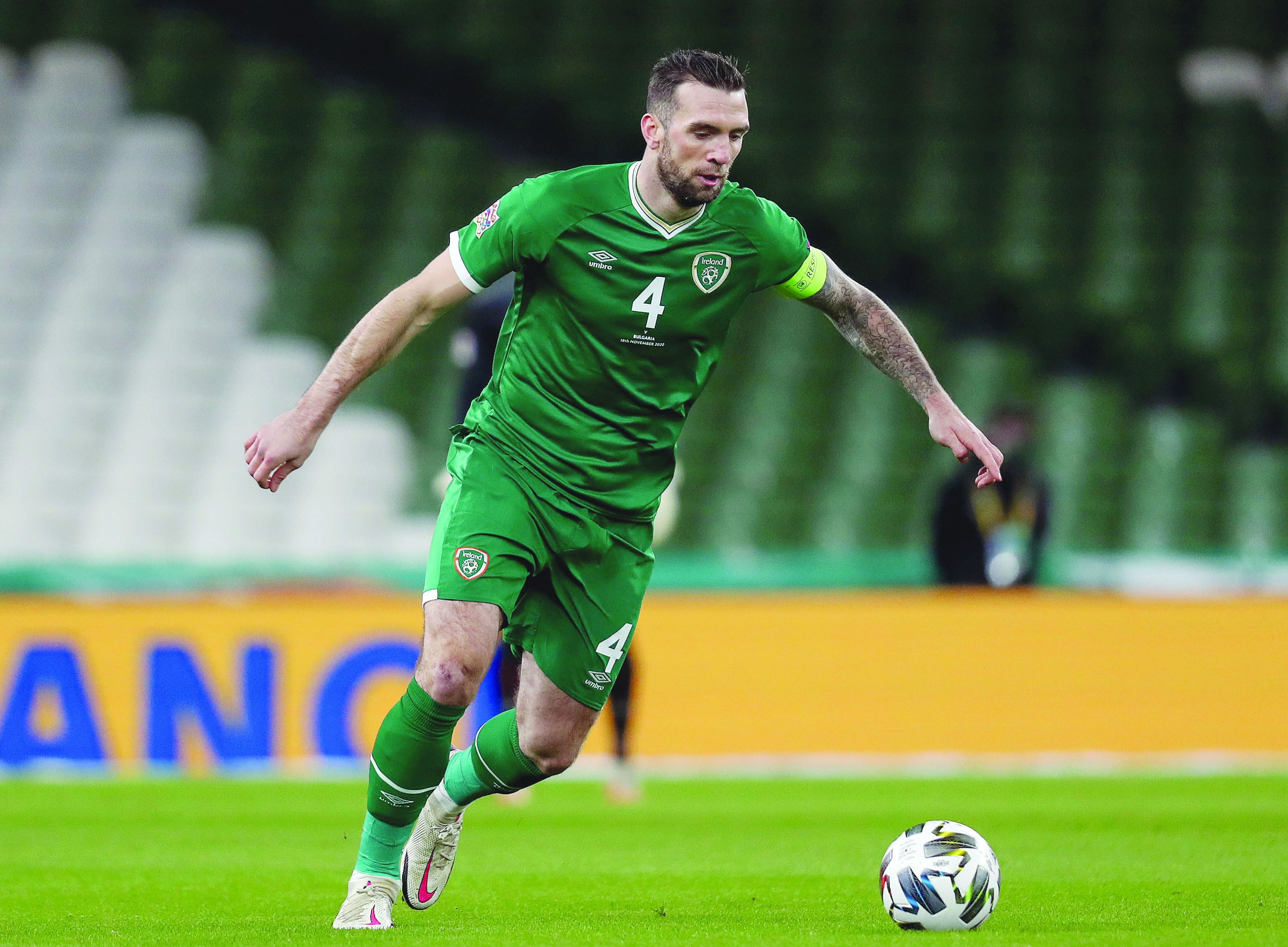 Shane Duffy capped a good performance with a goal against Kilmarnock on Sunday that ought to help the big Derry man's confidence