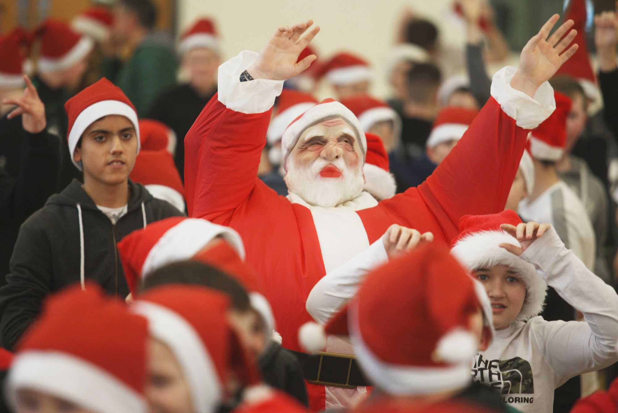 SANTA CLAUS: Every country, tribe and people has cultural myths and icons