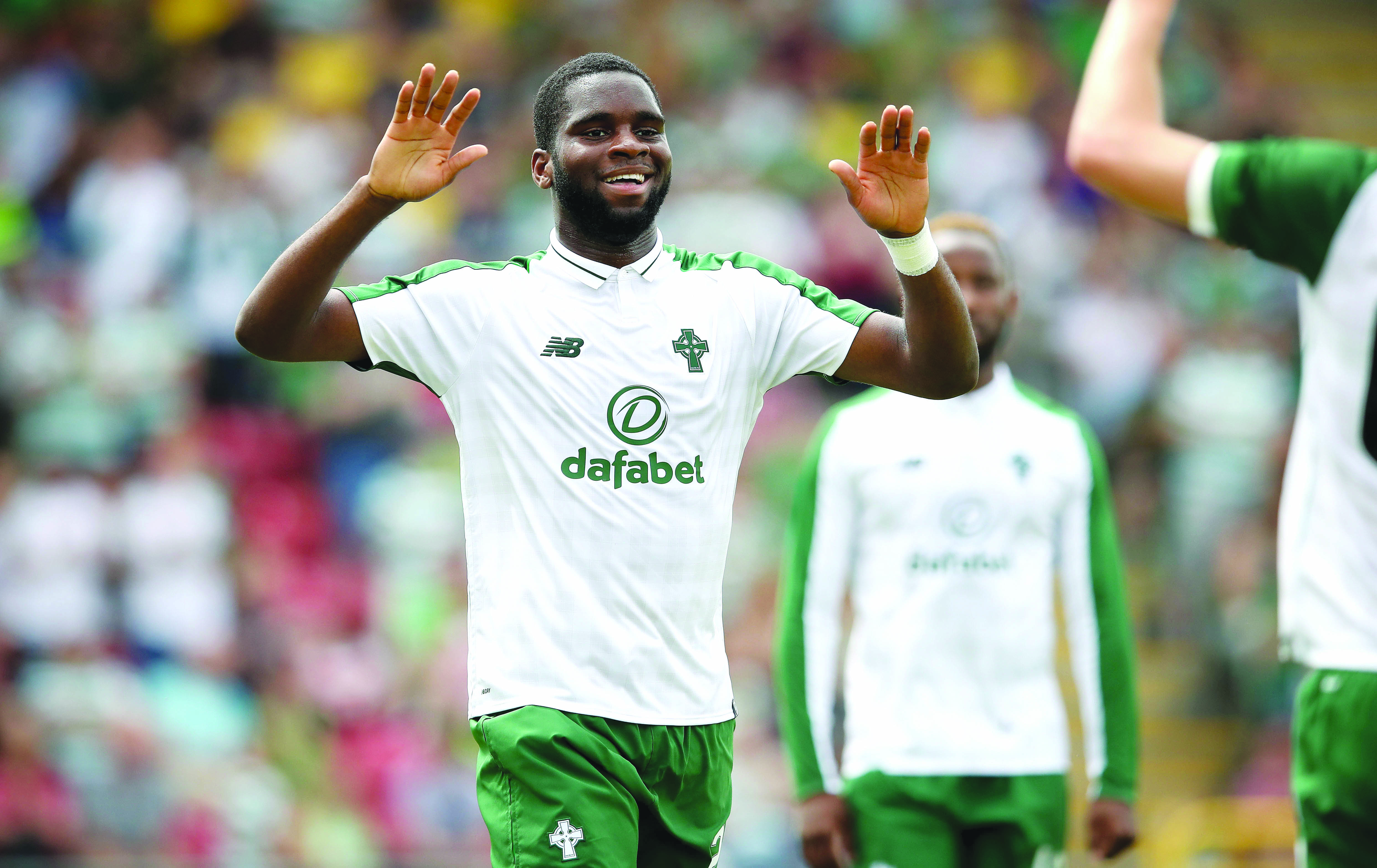 Odsonne Edouard is tipped to find the net first at Ibrox on Saturday