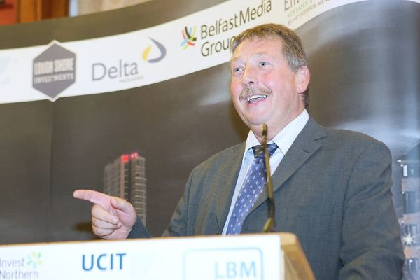 C\'MERE A MINUTE: Sammy Wilson insists Northern Ireland is not part of Ireland