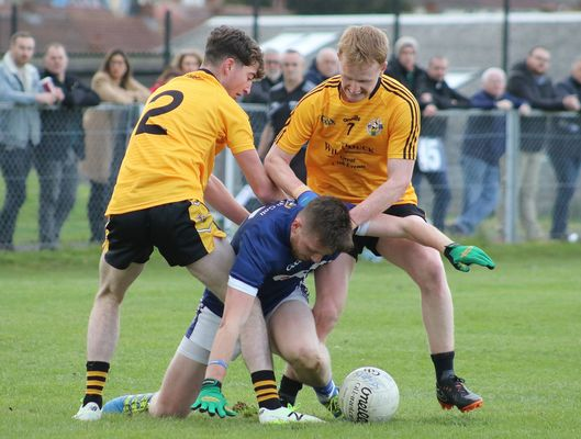 THE REVOLUTION WILL BE TELEVISED: Portglenone and St Gall\'s clash in 2018. Portglenone and Kickhams of Creggan will be first Antriim game live-streamed by beosport
