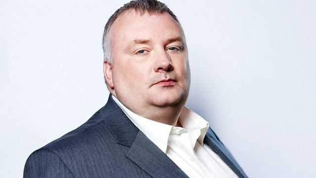 ADMIRERS AND DETRACTORS HAVE HAD THEIR SAY: Nolan Show host Stephen Nolan