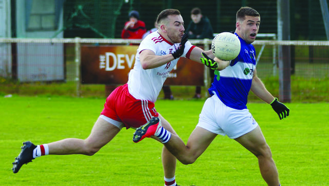 St John\'s will be keen to bounce back following defeat to Lámh Dhearg on Sunday
