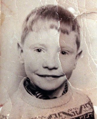 VICTIM: Patrick Rooney (nine) was shot dead by the RUC on August 15 1969