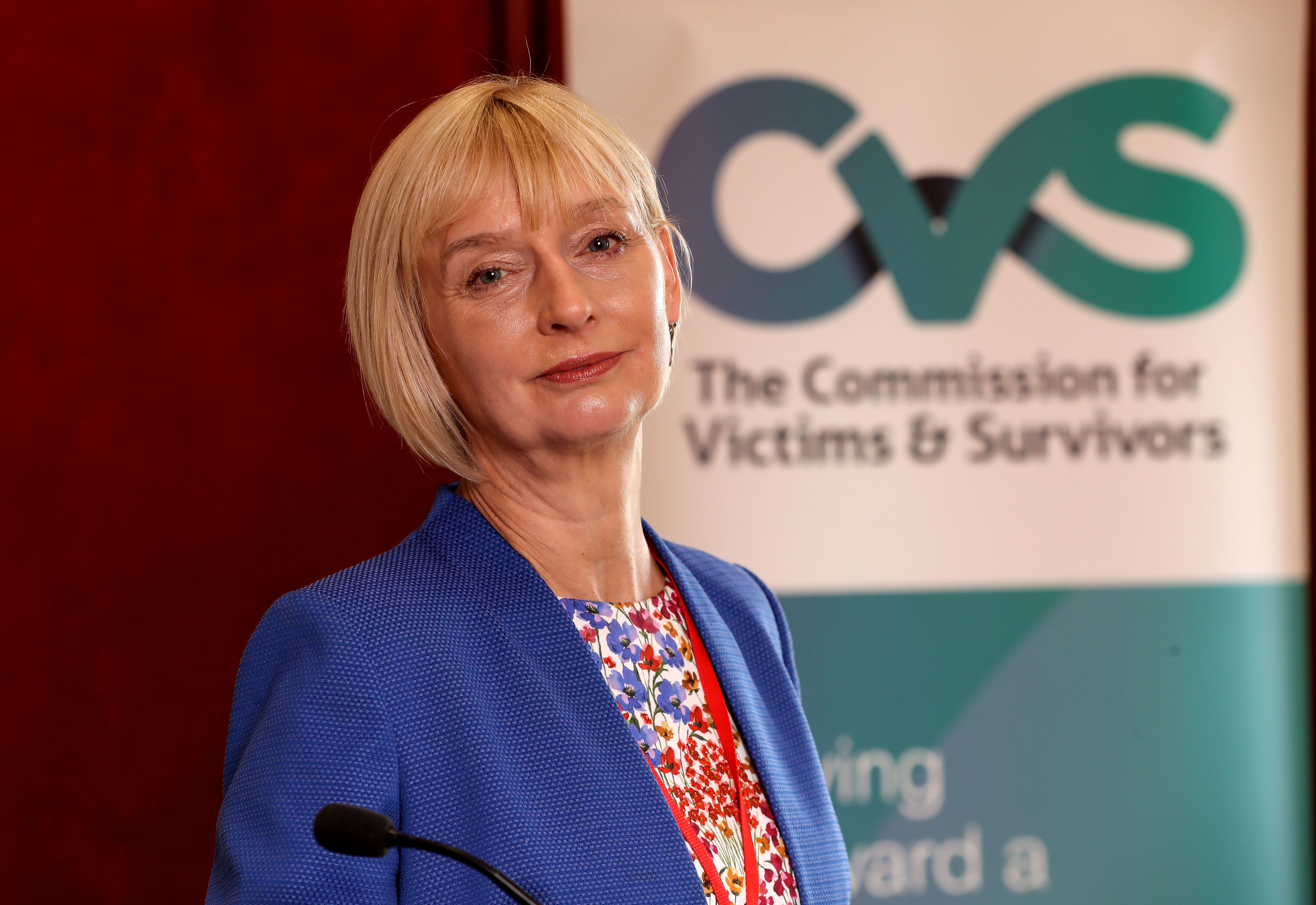 DEALING WITH THE PAST: Victims and Survivors Commissioner Judith Thompson