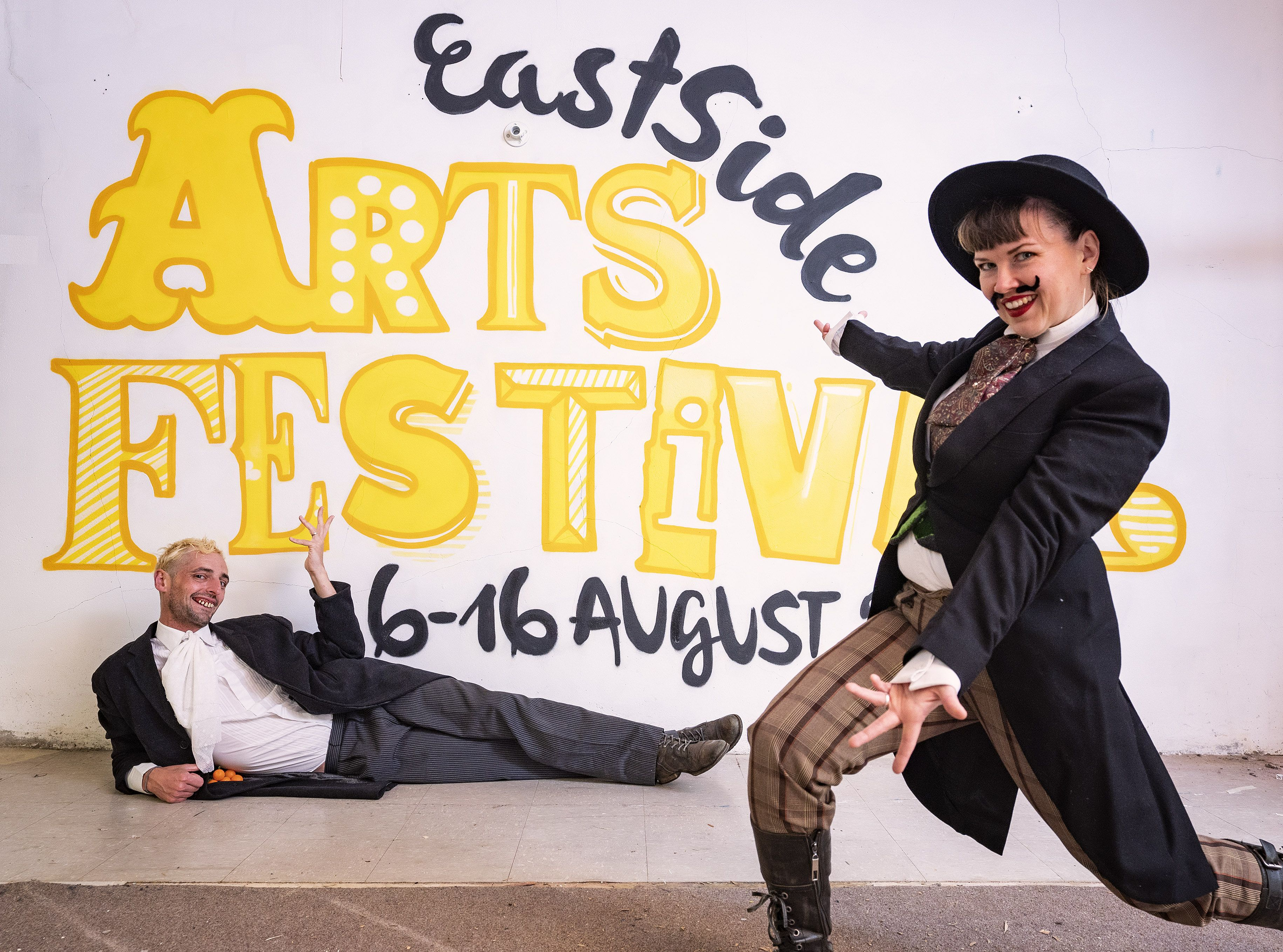 There\'s only a few days of the exciting EastSide Arts Festival remaining, but there\'s still plenty to keep you engrossed and entertained