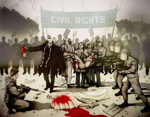 Cropped civil rights print  1