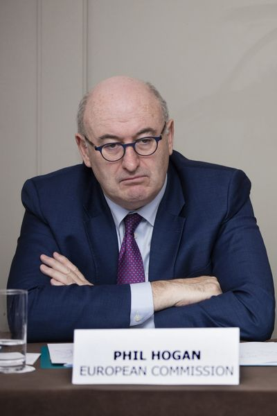 SCALPED: EU Trade Commissioner Phil Hogan tendered his resignation this week after unsuccessful trying to ride out the \'Golfgate\' storm