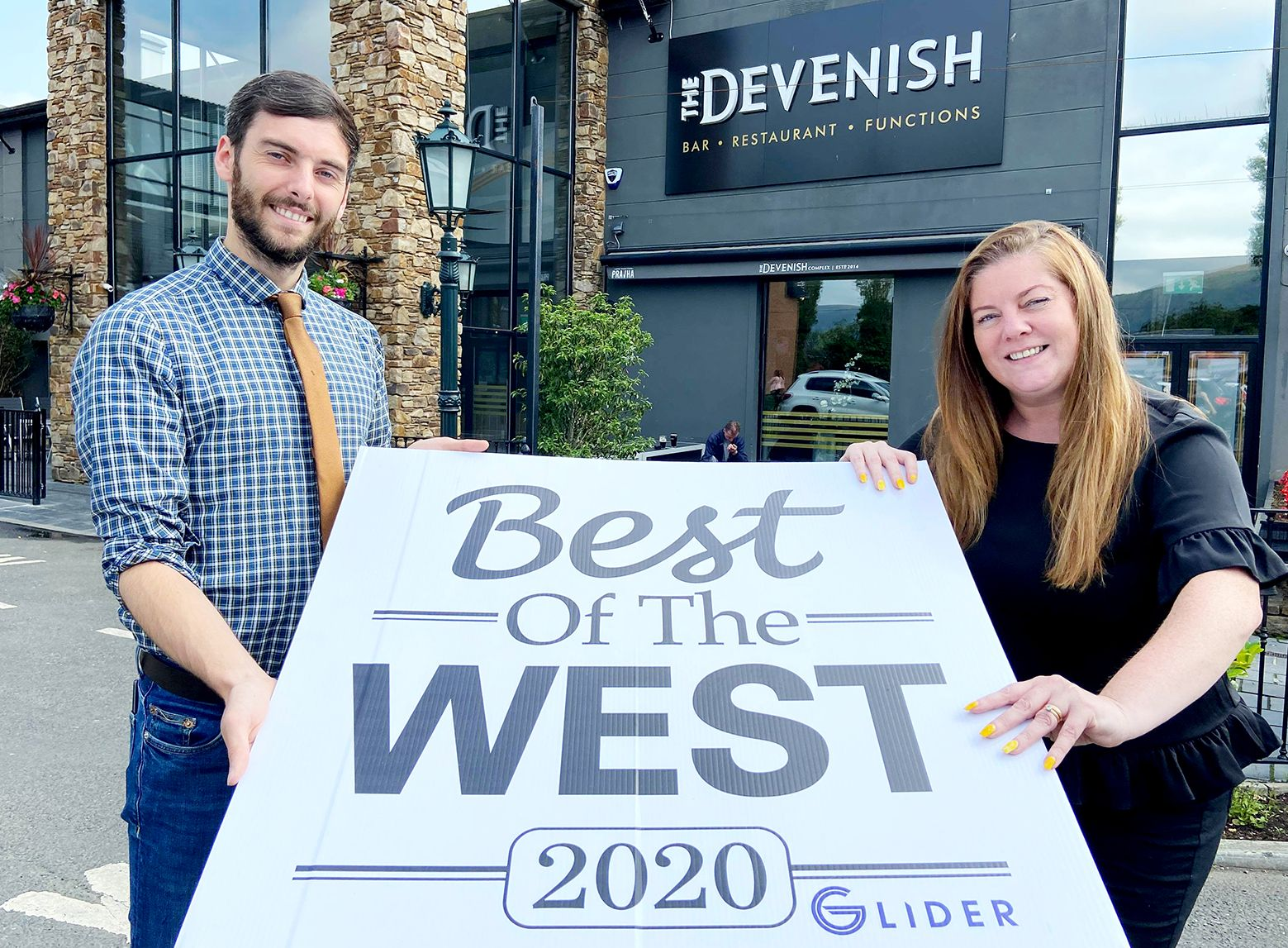 Best of the west at devenish