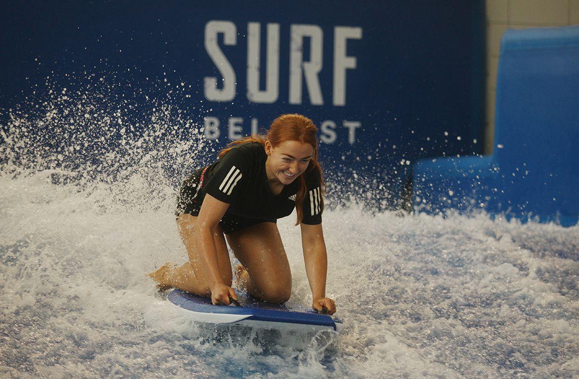 Surf atown