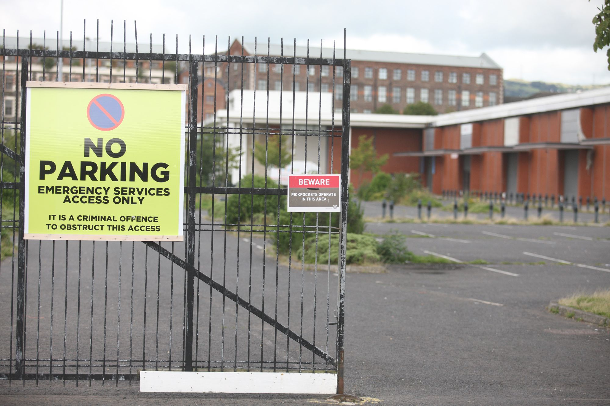 RESULT: Housing campaigners have been calling for housing at Hillview for a decade