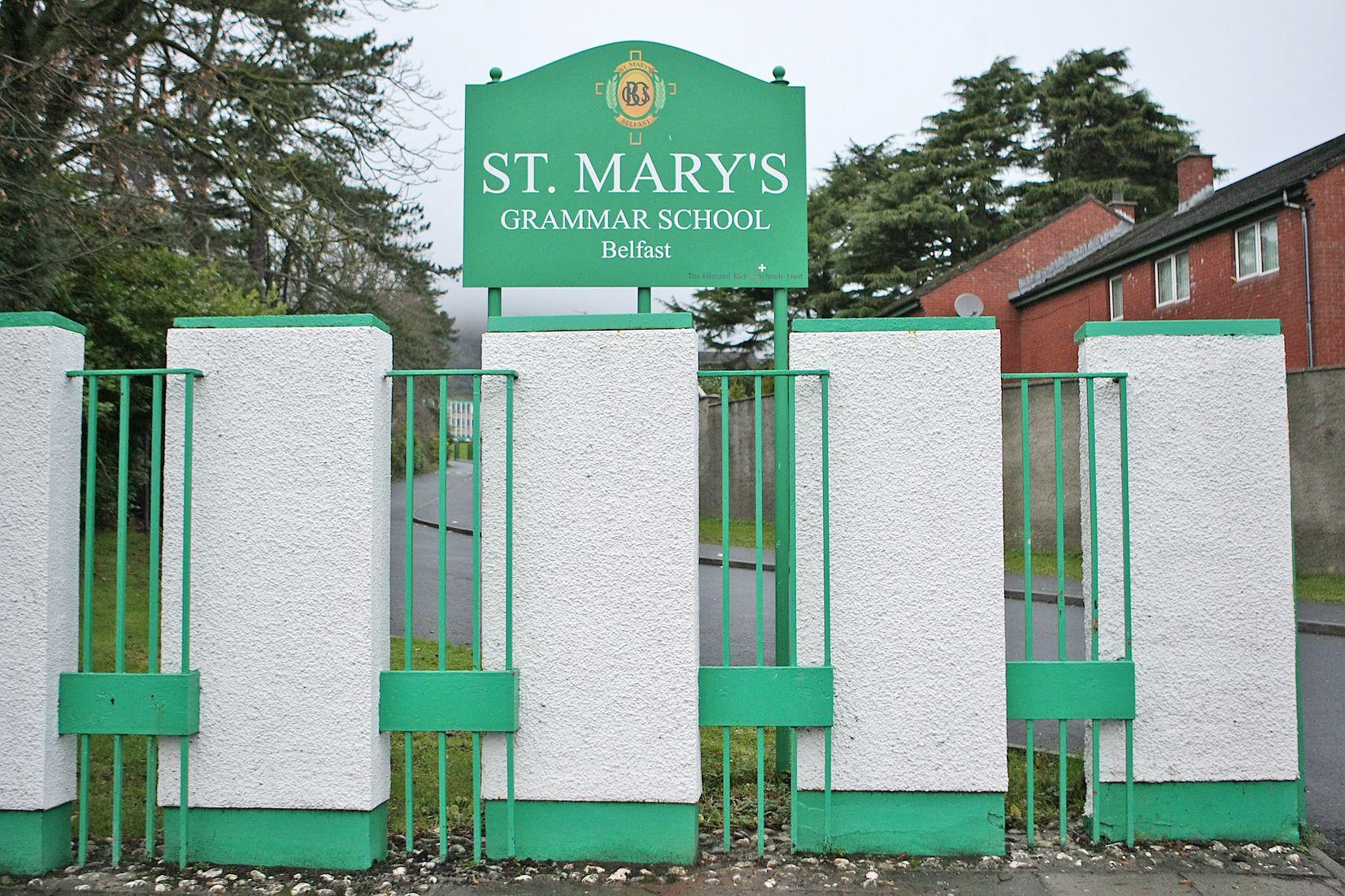 St mary s