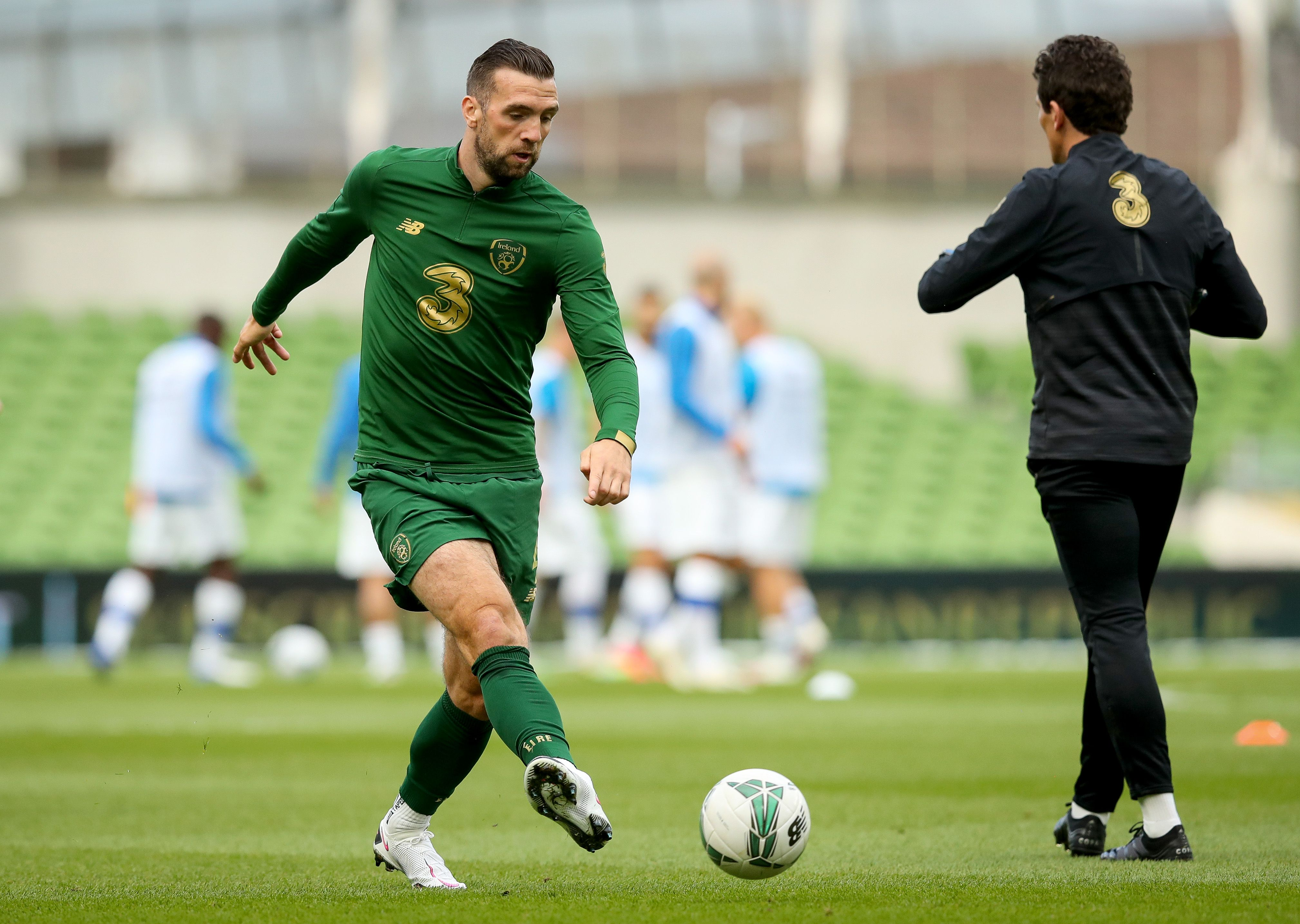 Shane Duffy scored on his Celtic debut during Saturday\'s 5-0 win at Rossa County