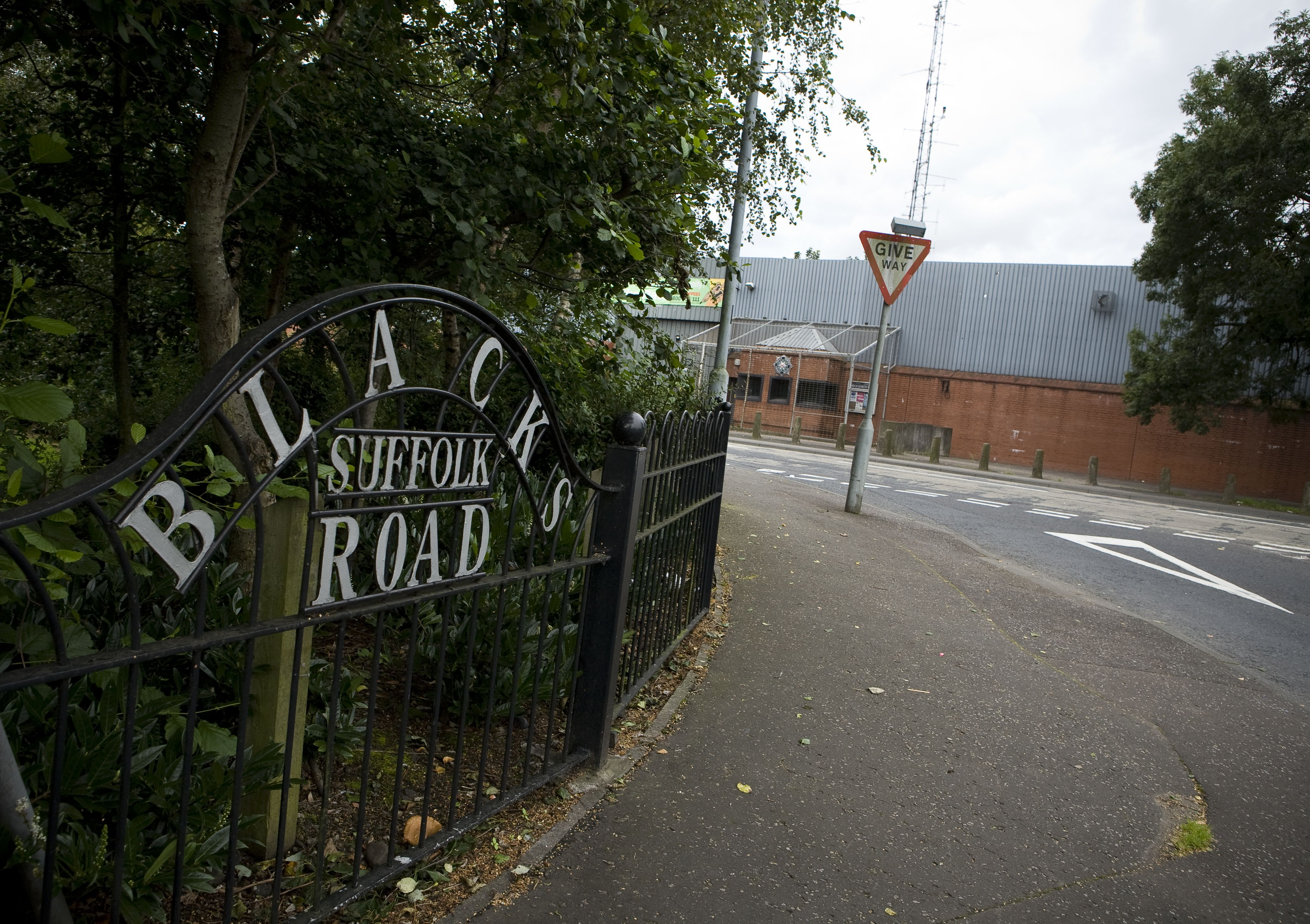 SCANDALOUS: The UDA intimidated a woman out of her home on Blacks Road