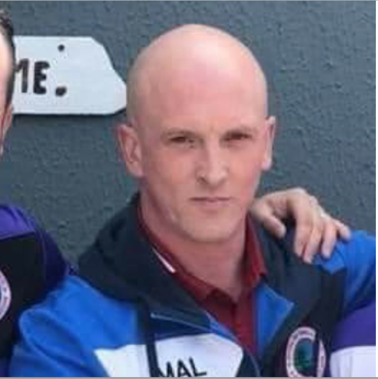 TRAGEDY: Michael Óg Willis was a enthusiastic organiser of activities for young people in the area including Colin Valley football teams.