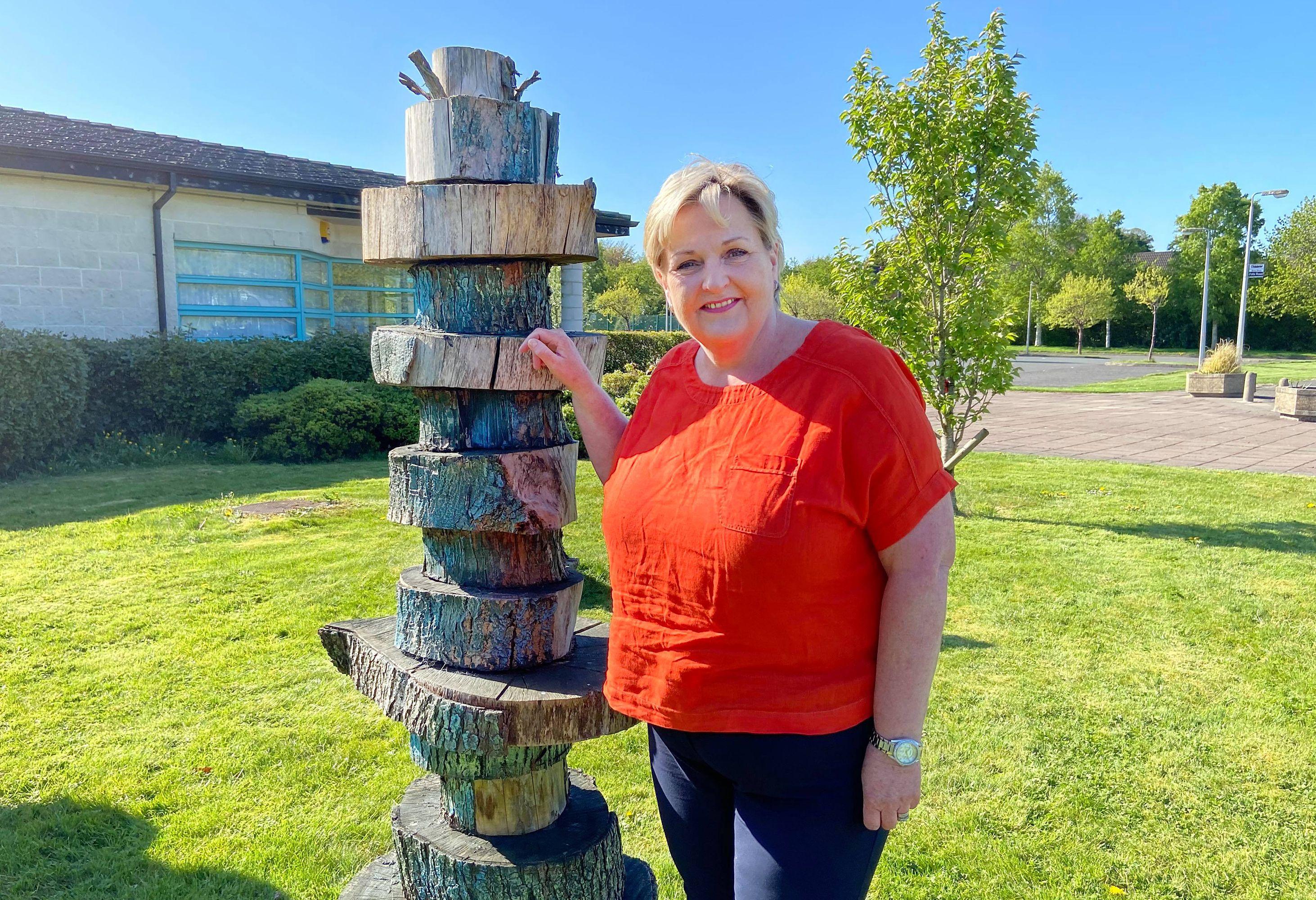 ASSURANCE: Malone Integrated College Principal Katrina Moore