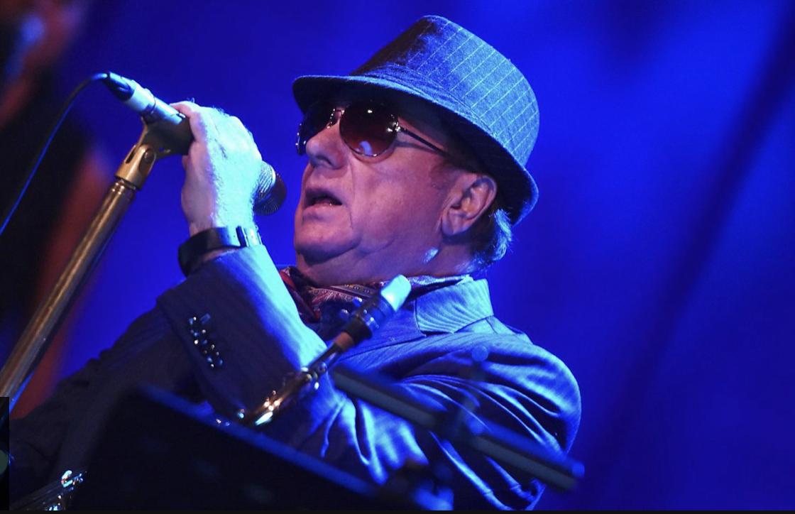 CURMUDGEON: Van Morrison is to release three lockdown songs