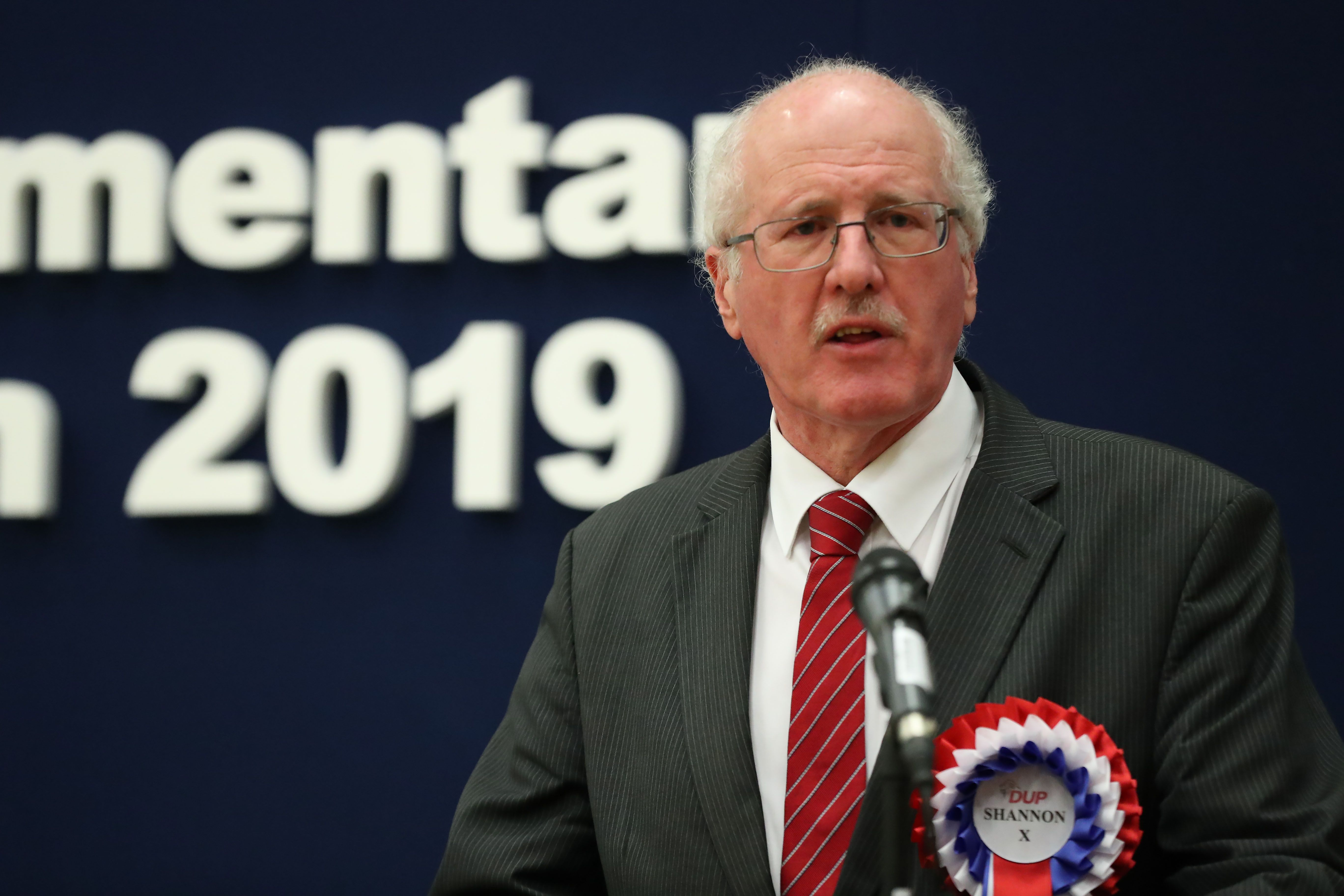 KEEP LOCAL PAPERS OPEN: DUP MP Jim Shannon