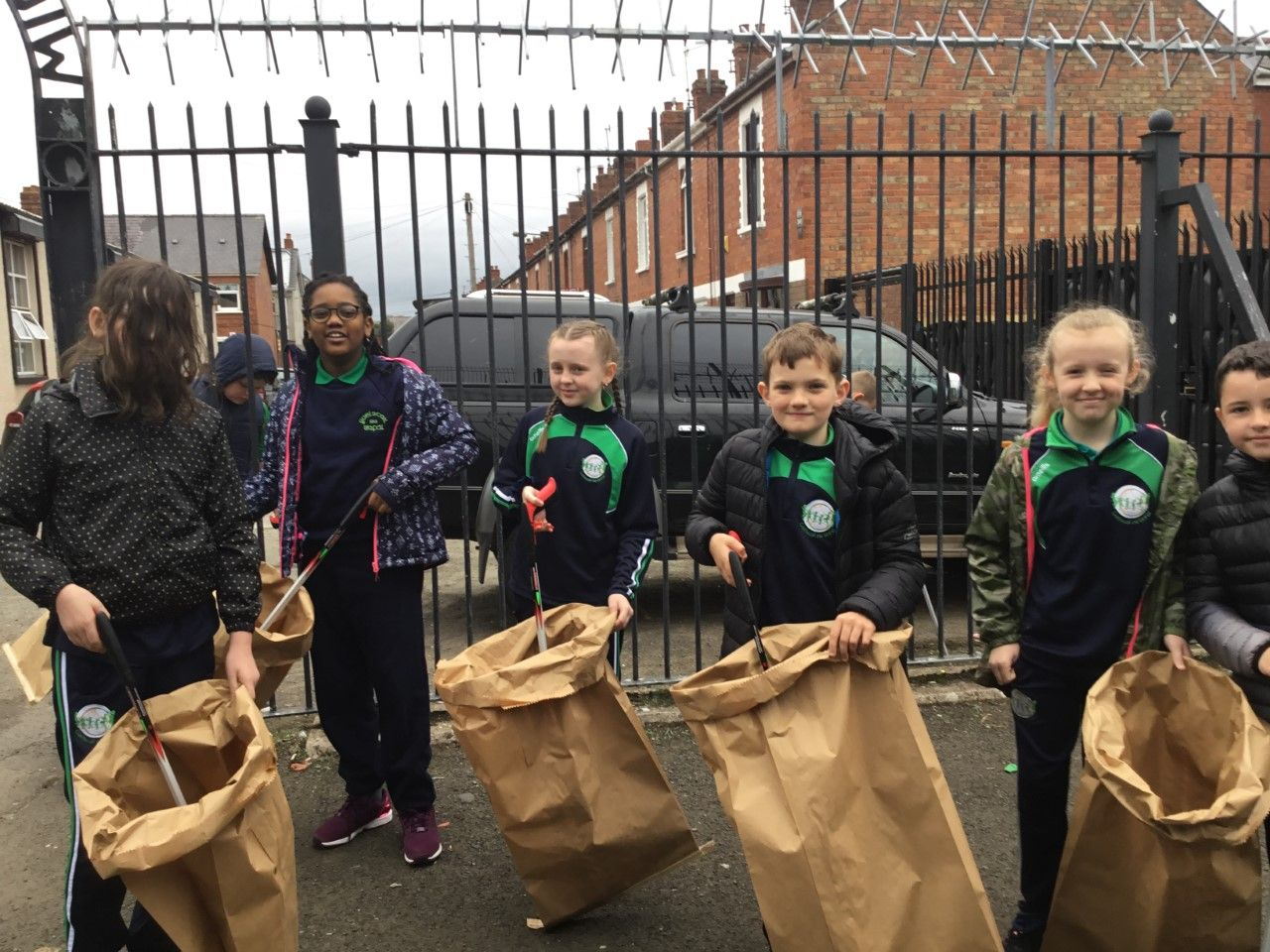 NEW YEAR:Despite the challenges that 2020 threw up, the school community at Gaelscoil na bhFál met them headlong and came out the other side stronger