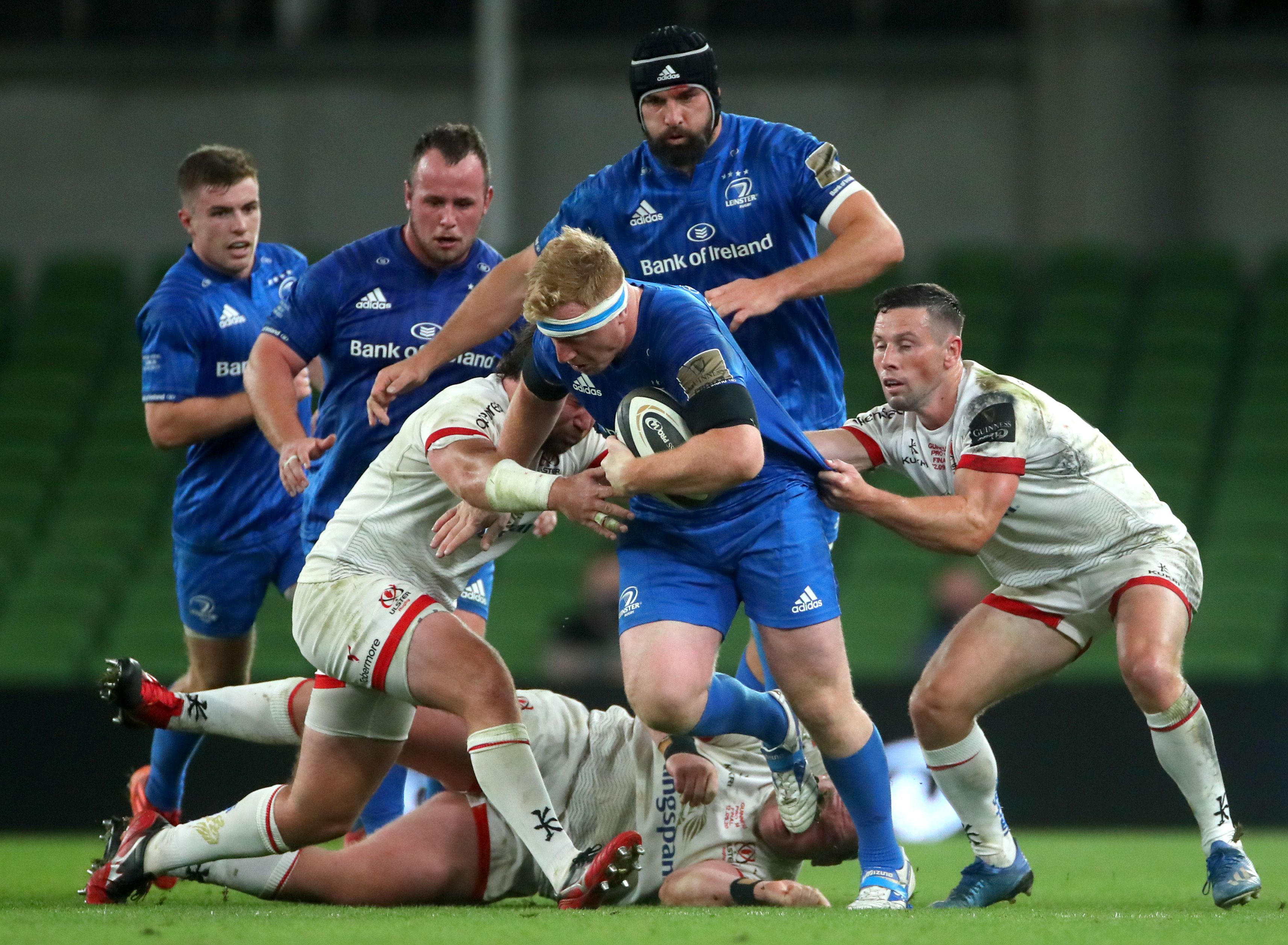 Leinster have enjoyed the upper hand in recent battles with Ulster including last season\'s PRO14 final