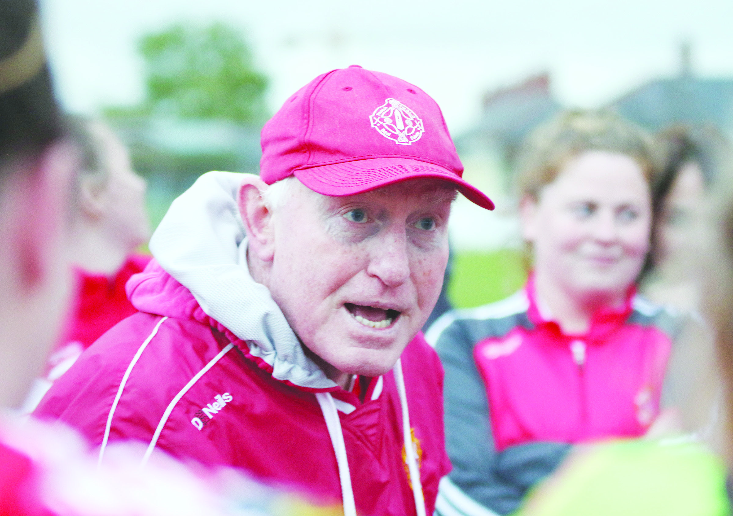 St Paul's stalwart Brian Coyle was a major driving force behind the tournament that began in 1982