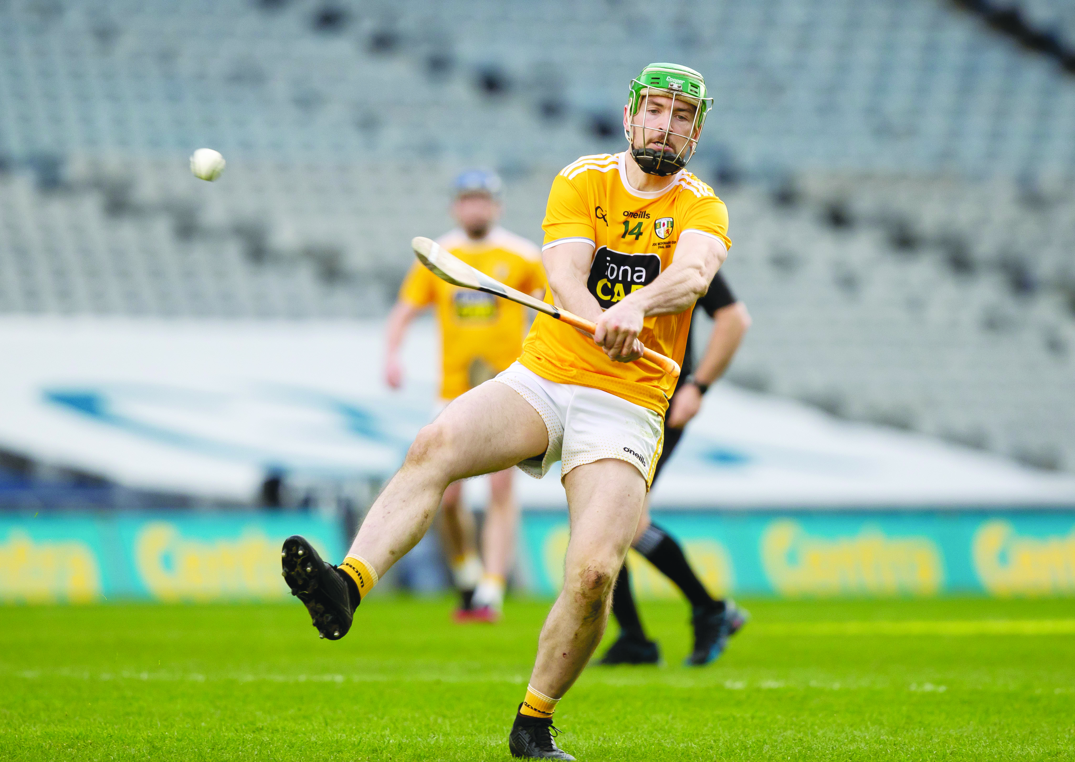 Antrim hurling captain Conor McCann says he and his team-mates will use the criticism from doubters as motivation going into the new season