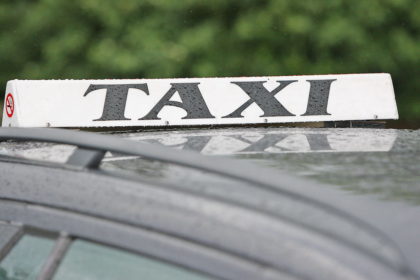FINANCIAL ASSISTANCE: The local taxi service is in crisis