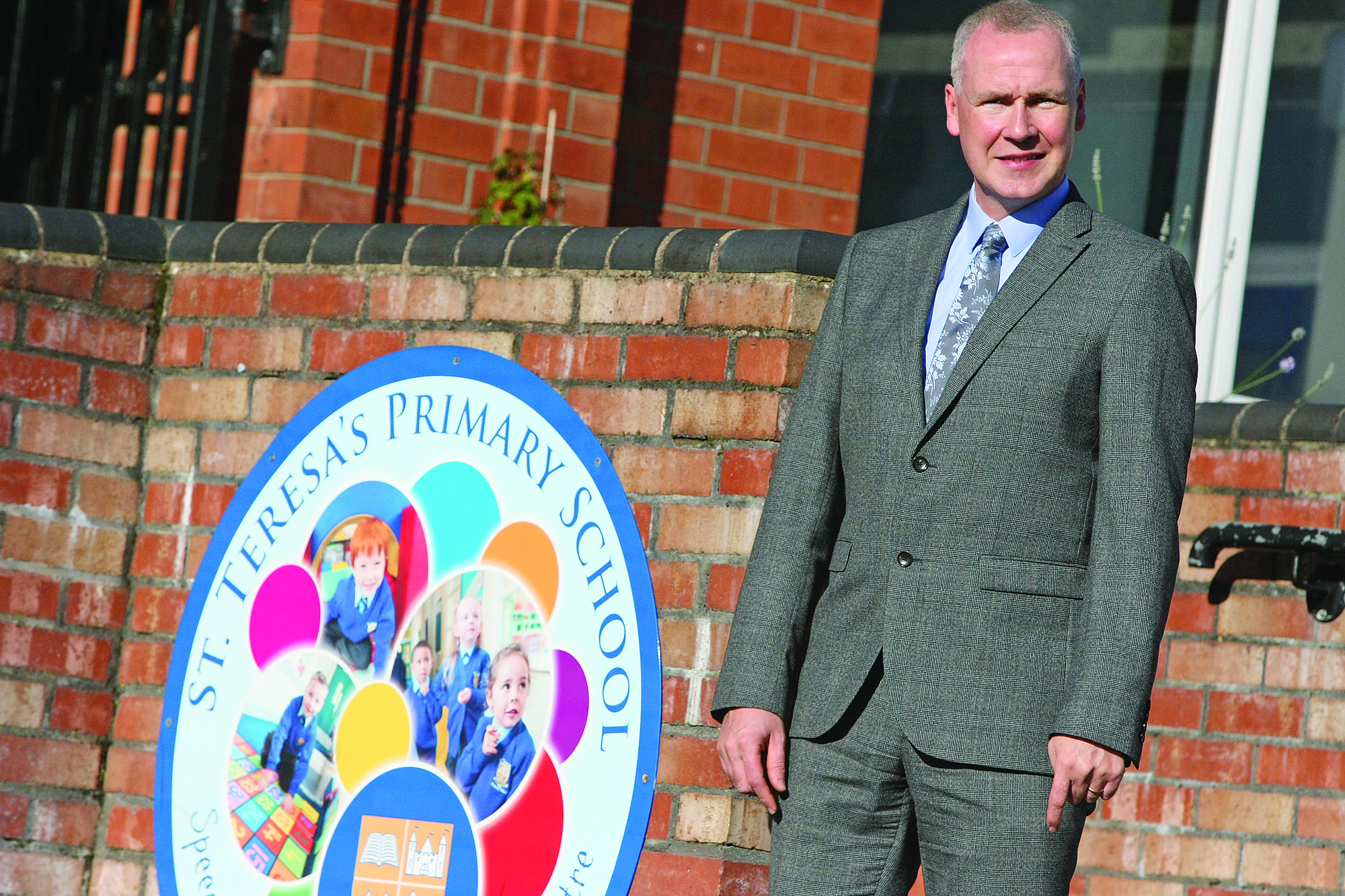 CONTRIBUTION: St Teresa's Primary School Principal Terry Rodgers suggests abandoning selection