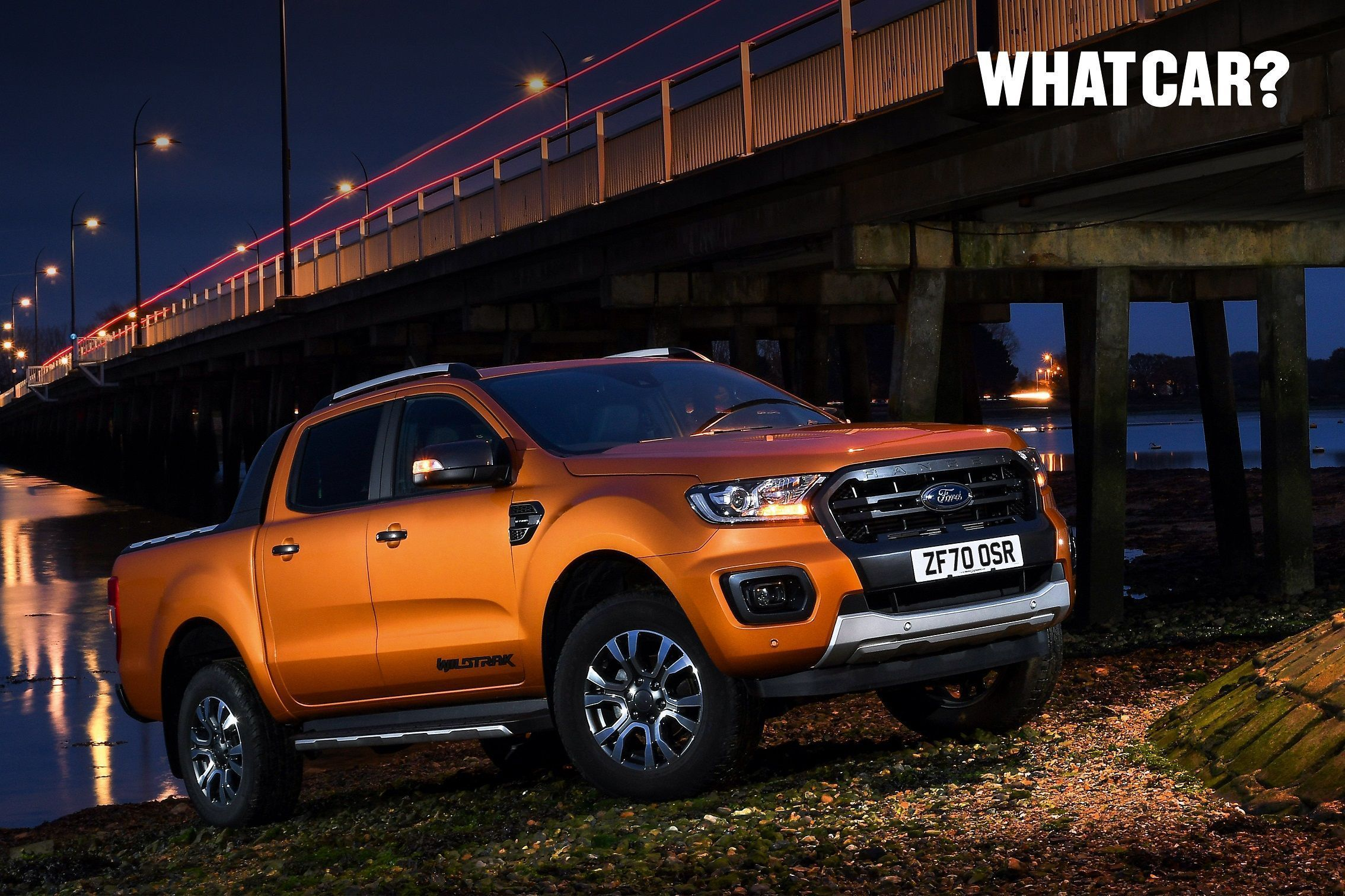 TOP PICK-UP: The hugely popular Ford Ranger