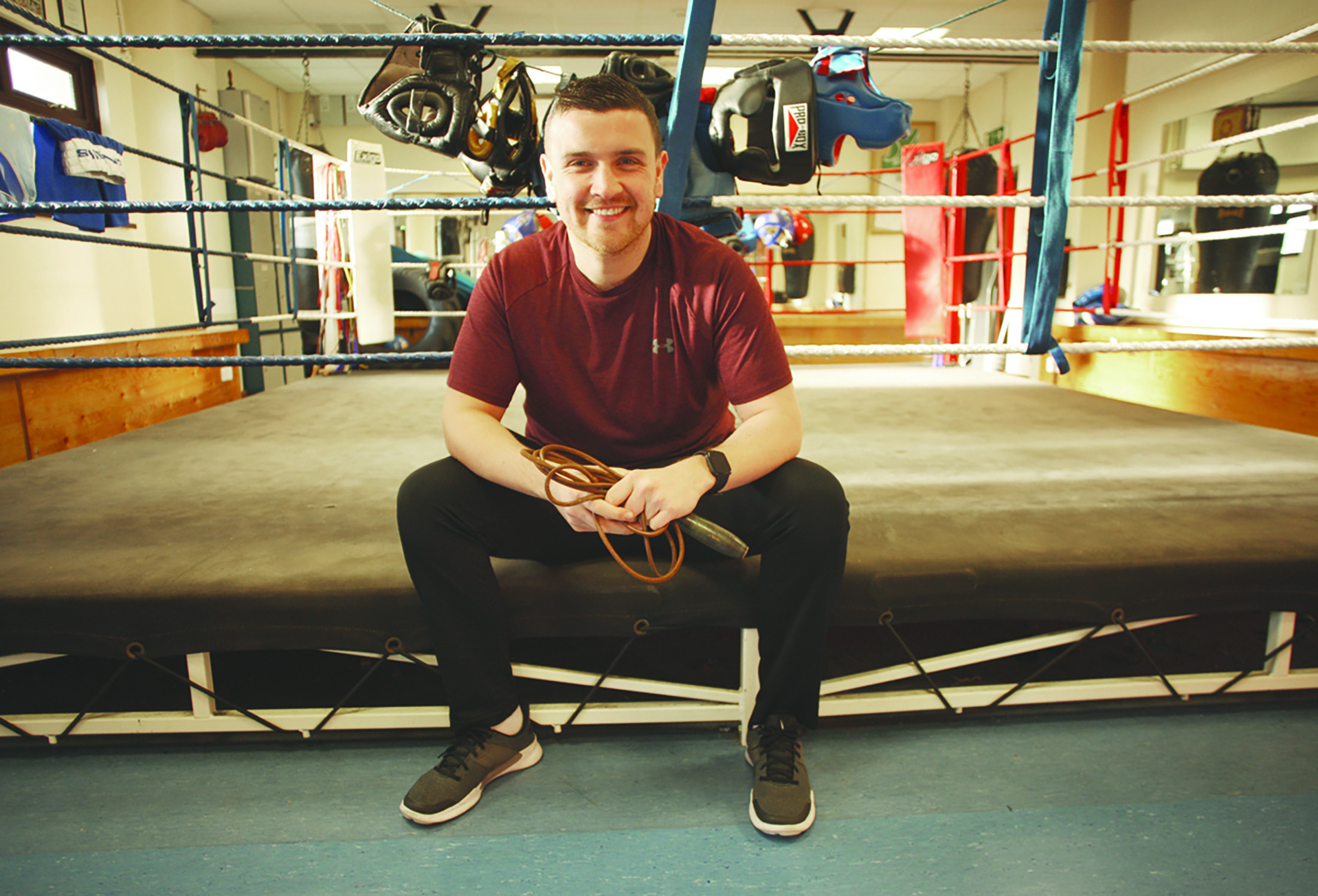Ulster Council CPO and Star ABC coach Liam Corr doesn't believe boxing clubs can reopen until there is certainty over the return of full contact training and competitions