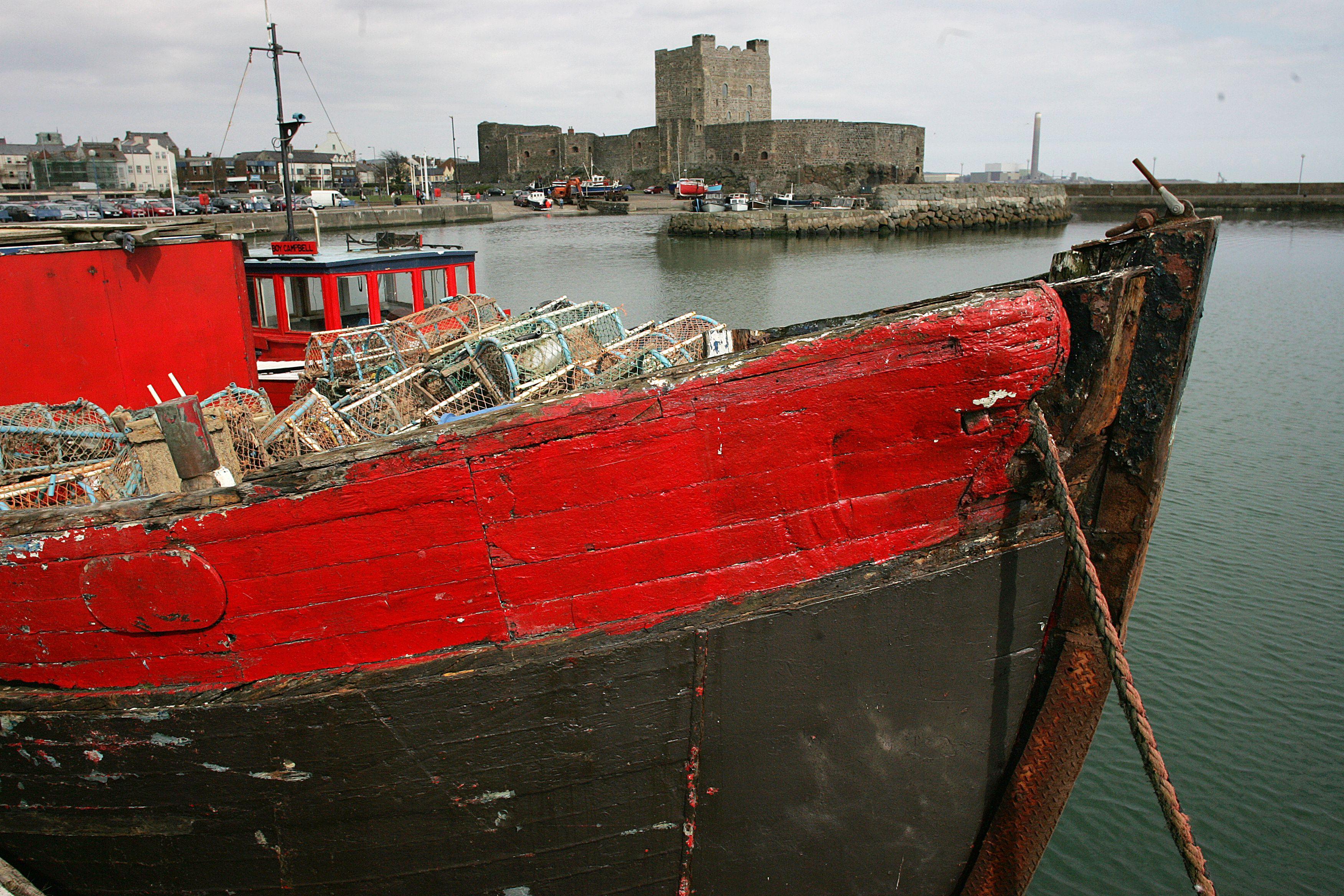 ARTICLE 16:Policing the sea border at Carrickfergus