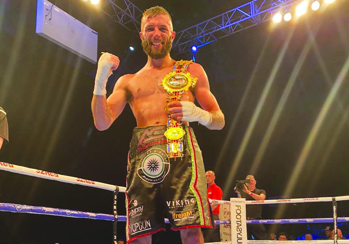 Anthony Cacace defeated Sam Bowen for the British super-featherweight title in November 2019 but was sidelined throughout 2020 due to a mouth infection