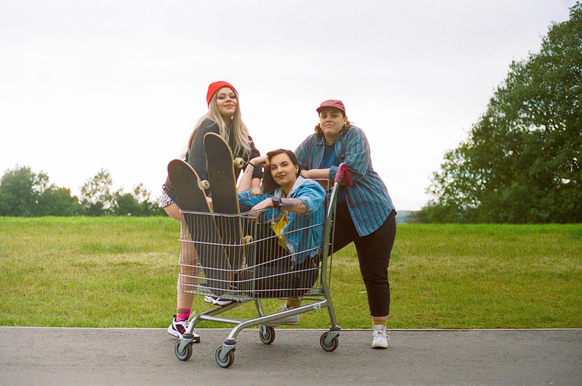 NEW RELEASES: Derry pop-punk trio CHERYM